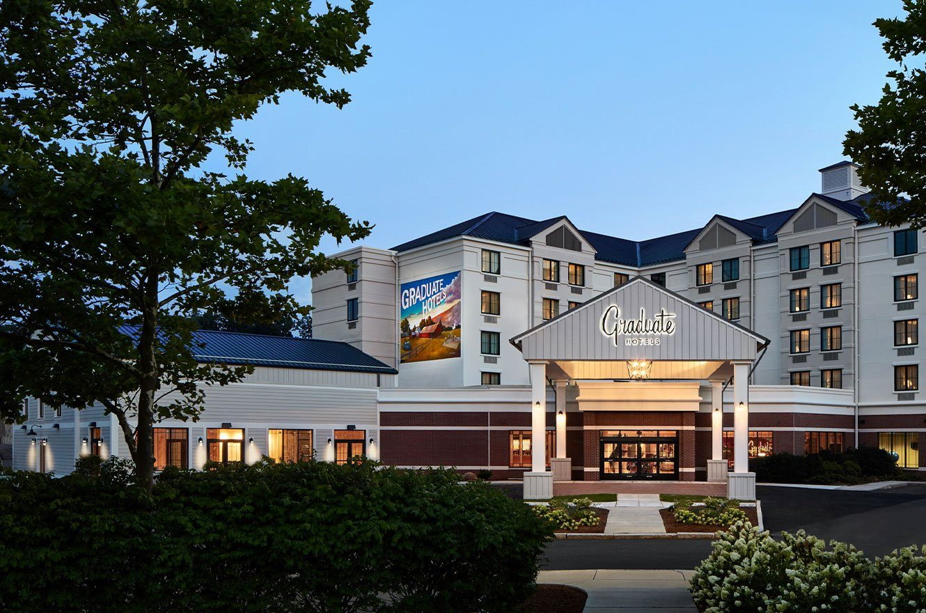 The Graduate Hotel in Storrs